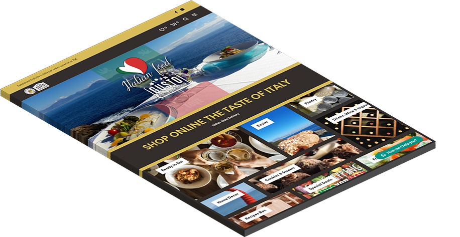 creazione sito ecommerce
